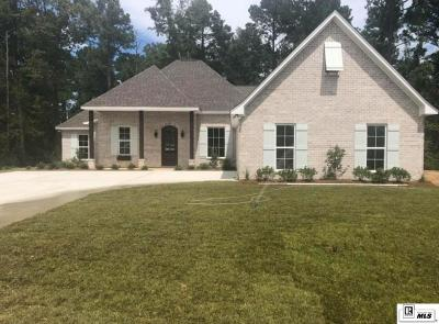 Ruston Single Family Home For Sale: 137 Buck Meadow