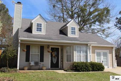 Ruston Single Family Home Active-Pending: 3922 Green Mountain Drive