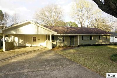 Monroe Single Family Home For Sale: 2210 Emerson Street