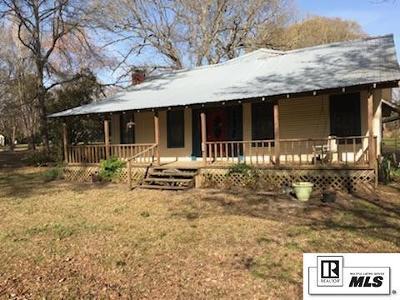 Lincoln Parish Single Family Home Active-Price Change: 349 Rose Street