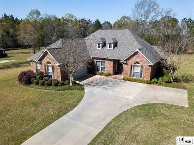 Ruston Single Family Home For Sale: 135 Orchard Valley Circle