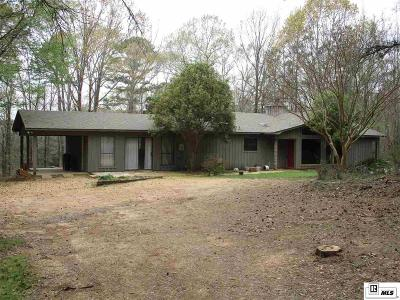 Ruston Single Family Home For Sale: 209 Jed Road