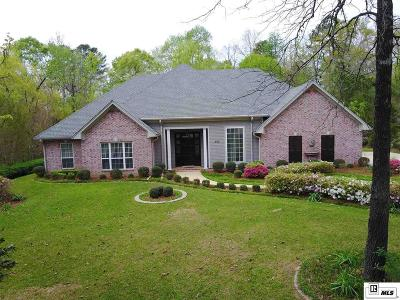 Ruston Single Family Home For Sale: 342 Jefferson Oaks Drive