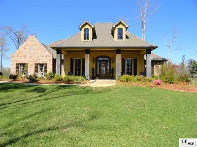 Monroe Single Family Home For Sale: 104 Copper Run