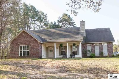 Ruston Single Family Home For Sale: 375 Stable Road