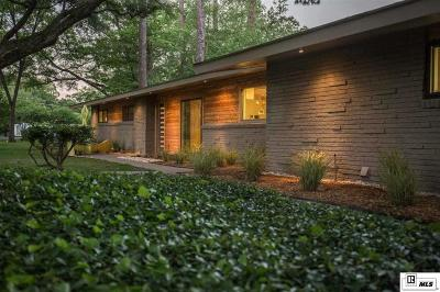 Monroe Single Family Home For Sale: 2738 Point Drive