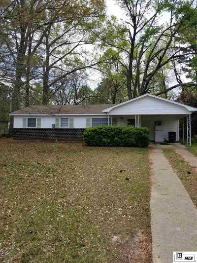 Lincoln Parish Single Family Home Active-Pending: 518 E Maryland Avenue