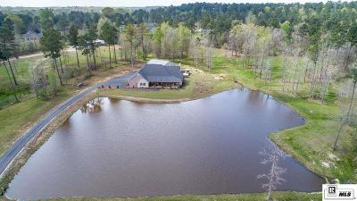 Single Family Home Active-Pending: 706 Spur Road
