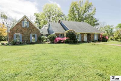 Monroe Single Family Home For Sale: 509 Joe White Road