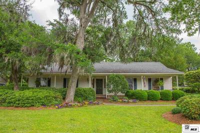 Monroe Single Family Home For Sale: 1912 Oakmont Street