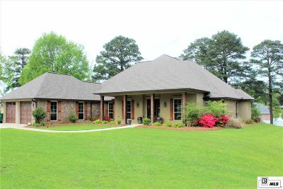 West Monroe Single Family Home For Sale: 3028 Arkansas Road