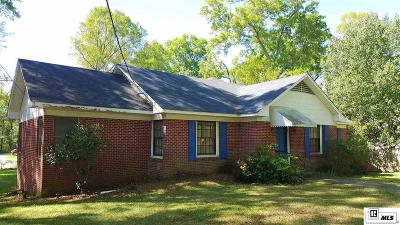 Lincoln Parish Single Family Home Active-Pending: 304 E Colorado Avenue