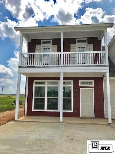 Condo/Townhouse For Sale: 525 Cliff Bullock Drive