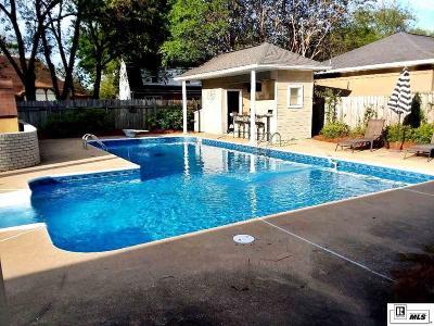 Monroe Single Family Home Active-Contingent 72 Hrs: 3105 River Oaks Drive