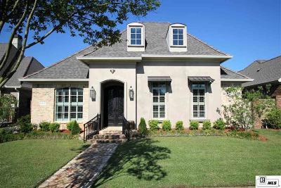 Monroe Single Family Home Active-Pending: 1412 Toulouse Drive