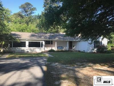 West Monroe Single Family Home For Sale: 380 Vancil Road