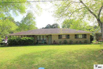 West Monroe Single Family Home Active-Pending: 203 Biscayne Drive