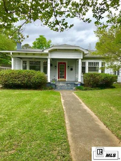 Monroe Single Family Home For Sale: 503 Roselawn Avenue