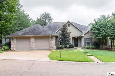 Ruston Single Family Home For Sale: 2501 Hillside Road