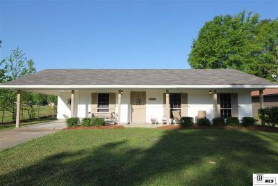 Single Family Home For Sale: 701 Tidwell Road