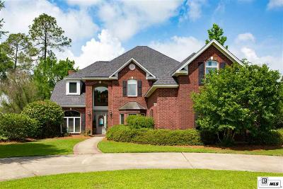 Single Family Home For Sale: 118 E Frenchmans Bend Road