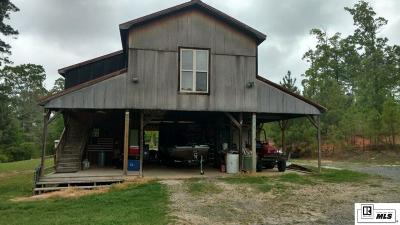 Single Family Home For Sale: 1504 Golson Road