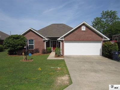 Single Family Home For Sale: 215 Knoll Creek Circle