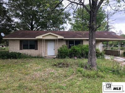Single Family Home For Sale: 4727 Highway 17