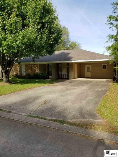 Monroe Single Family Home For Sale: 158 Leisure Drive
