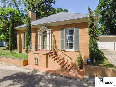 Ruston Single Family Home For Sale: 401 James Street