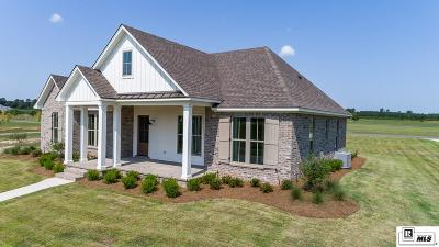 Choudrant Single Family Home For Sale: 156 Cherrybark Way