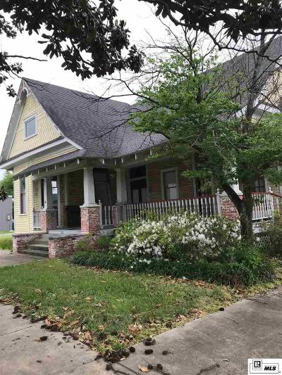 Monroe Single Family Home For Sale: 207 Arkansas Avenue