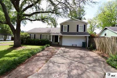 Monroe Single Family Home New Listing: 712 Rochelle Avenue