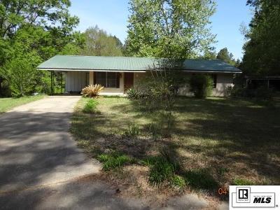 Jackson Parish Single Family Home Active-Pending: 178 Shows Lane