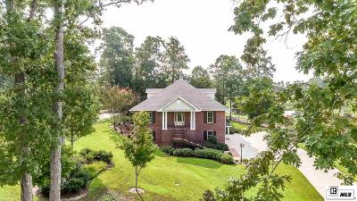 Choudrant Single Family Home For Sale: 250 Loblolly Lane