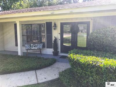 Monroe Single Family Home For Sale: 2726 Point Drive