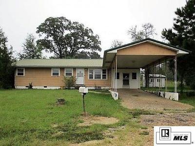Jackson Parish Single Family Home For Sale: 1885 S Hudson Avenue