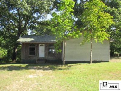 Downsville Single Family Home Active-Pending: 126 Lonnie Malone Road