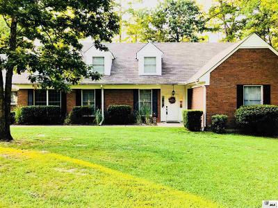 West Monroe Single Family Home Active-Price Change: 402 Cheyenne Drive