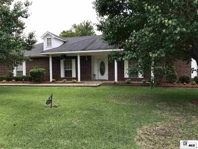 Monroe Single Family Home For Sale: 3700 Tilford Circle