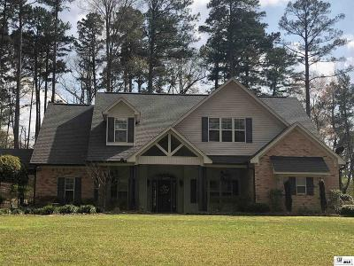 Ruston Single Family Home For Sale: 316 Valley View Drive