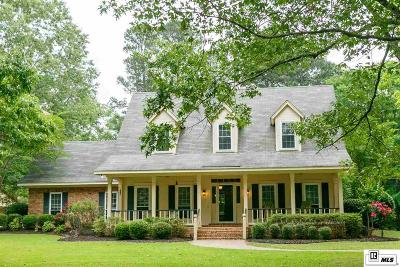 Ruston Single Family Home For Sale: 392 Moody Road
