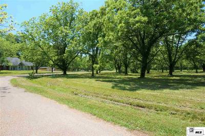 Monroe, West Monroe Residential Lots & Land For Sale: 126 & 134 Brook Orchard Boulevard