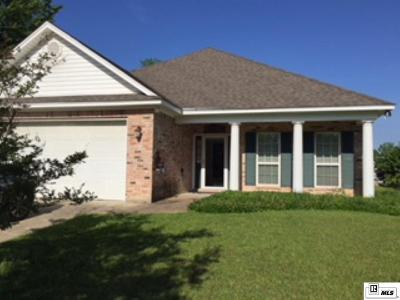 Choudrant Single Family Home Active-Pending: 143 Sarah Drive