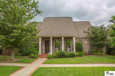 Monroe Single Family Home For Sale: 2018 Rosedown Drive