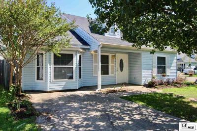 West Monroe Single Family Home Back On Market: 110 Sonoma Circle
