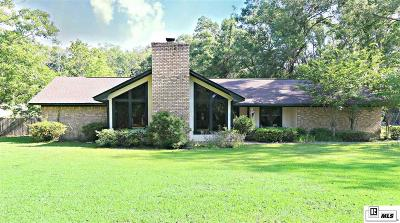 Monroe Single Family Home For Sale: 240 Spence Road