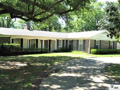 Monroe Single Family Home Active-Pending: 307 Country Club Road