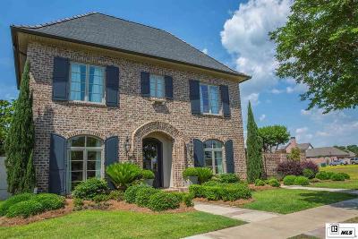 Monroe Single Family Home Active-Pending: 2303 Maison Orleans Boulevard
