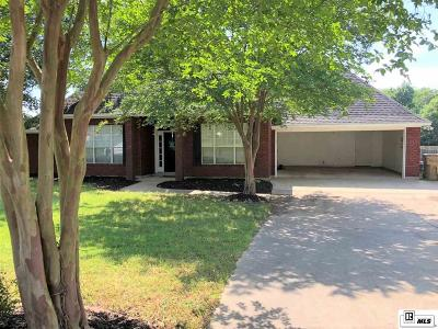 Monroe Single Family Home For Sale: 105 Lincoln Ridge Circle